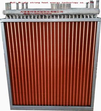 铜翅片表冷器