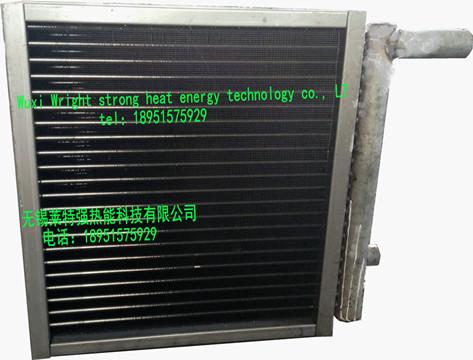 不锈钢管铝波纹冷却器