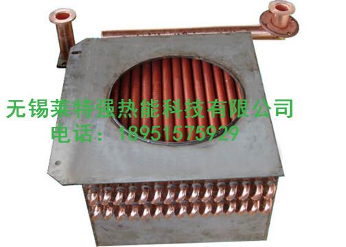 轧铜翅片管换热器